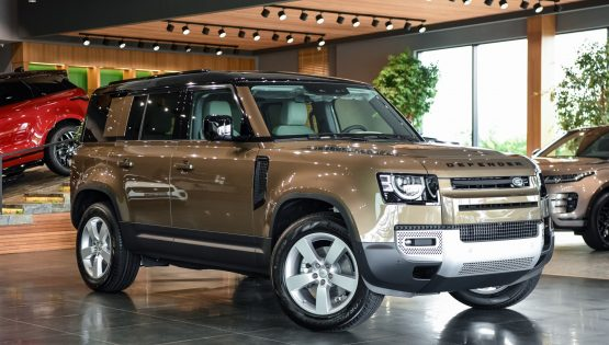 Land Rover New Defender 110 First Edition
