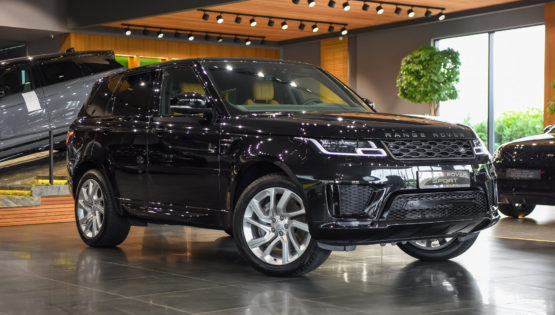 NEW Land Rover Range Rover Sport HSE Dynamic 3.0d AWD