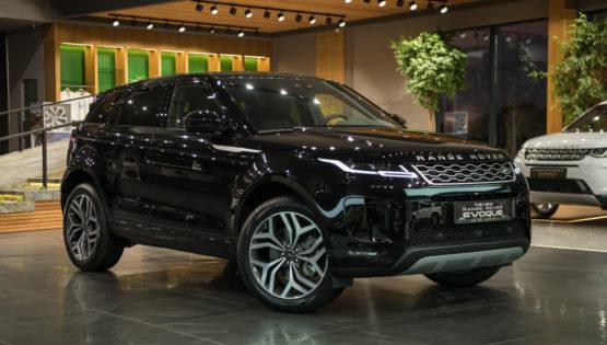Land Rover Range Rover Evoque 2.0d S