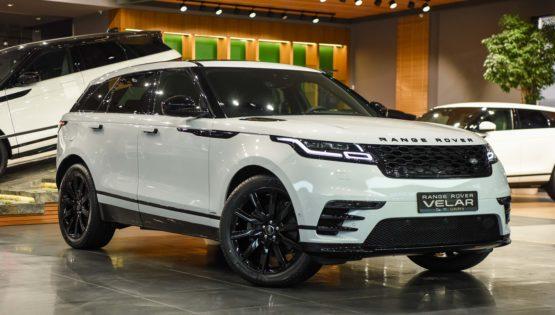 Land Rover Range Rover Velar 3.0d AWD R-Dynamic SE