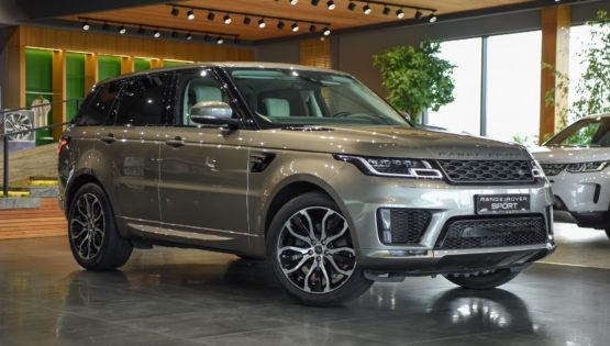 Land Rover Range Rover Sport HSE Dynamic 3.0d AWD