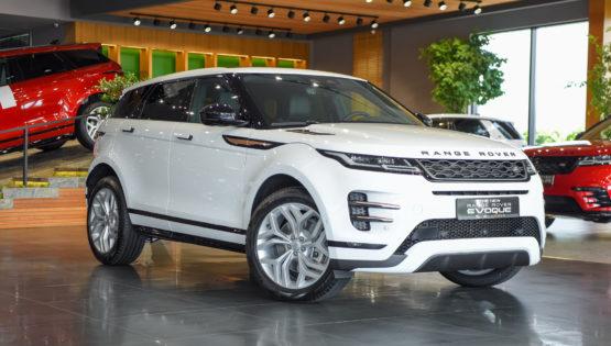 NEW Land Rover Range Rover Evoque R-Dynamic 2.0d AWD