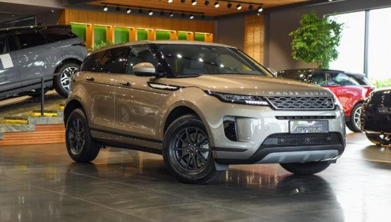 NEW Land Rover Range Rover Evoque 2.0d AWD