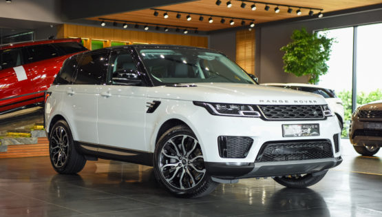 NEW Land Rover Range Rover Sport S 3.0d AWD